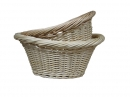 Oval Willow Mini Laundry