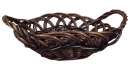 Oval Willow Decorative Edge