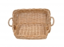Rect. Rattan Tray