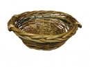 Round Willow Bowl
