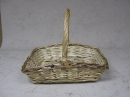 Rect Willow W/Handle